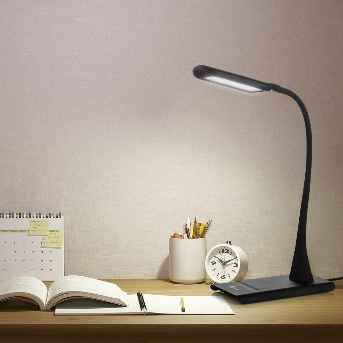 Lowest price! TaoTronics® Elune Dimmable Eye-Care LED Desk Lamp