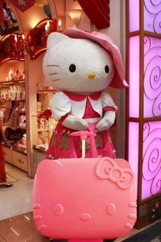 Extra 20% Off Hello Kitty Luggage Sale at Amazon