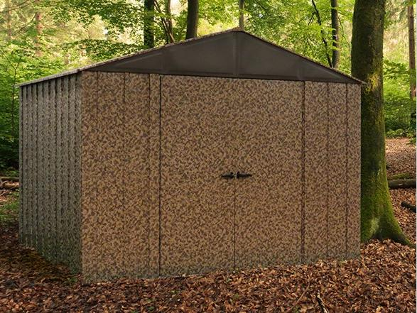 $379.99 Arrow Camouflage 10x8-foot Storage Shed