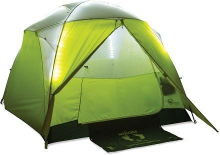 25% Off  Select Big Agnes mtnGLO Tents and Accessories @ REI.com