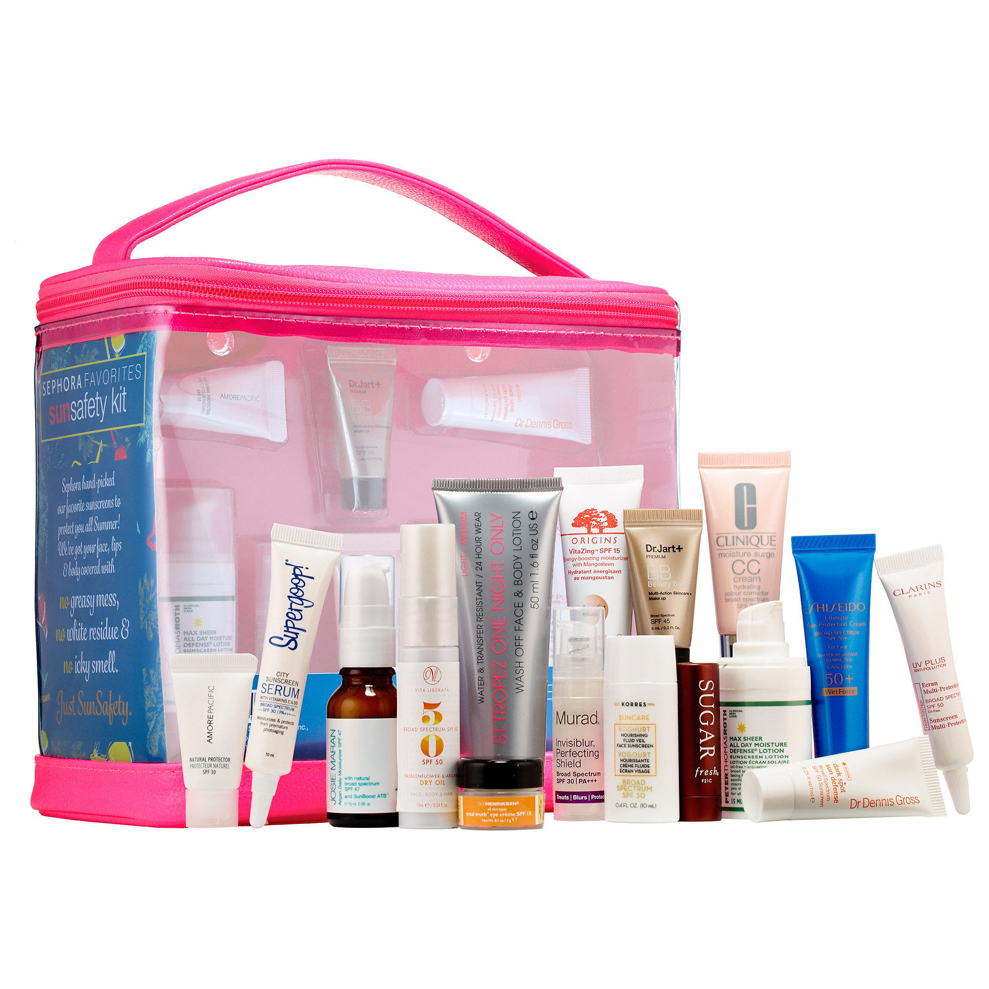 New Release Sephora will launched New Sun Safety Kit
