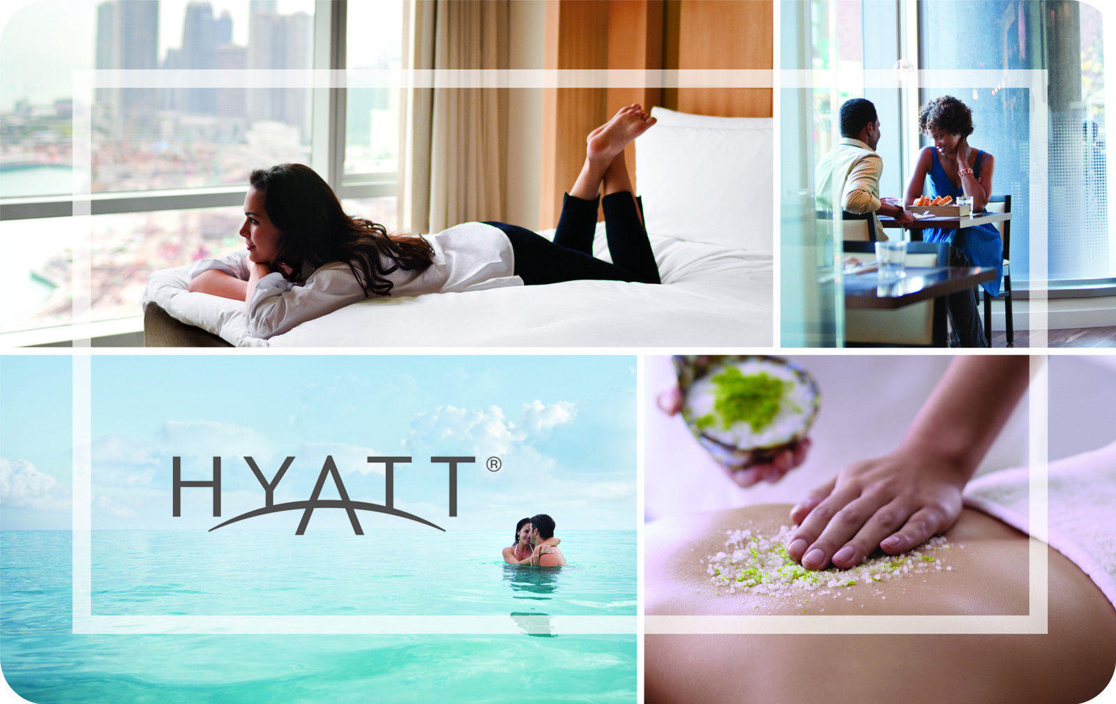 $175 $200 Hyatt Hotels Gift Card