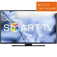 $497.99 Samsung 40 Inch LED Smart TV HDTV + $125 Dell eGiftcard