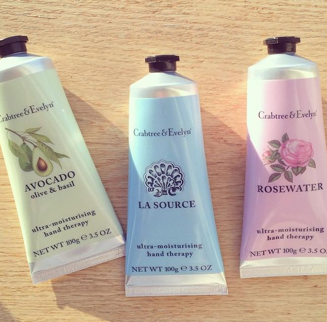 50% Off  Select Hand Care @ Crabtree & Evelyn