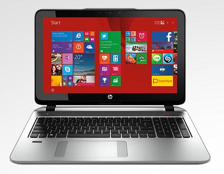 $1084.99 HP ENVY 15t Intel Core i7-5500U 15.6-inch Laptop