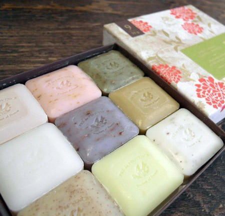 $13.99 Pre De Provence Assorted Shea Butter Enriched Guest Soap Gift Set