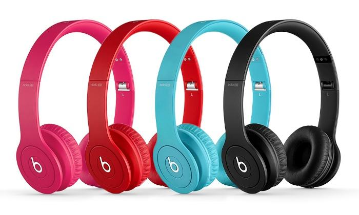 $99.99 Beats by Dre Solo HD Headphones (with Mic)