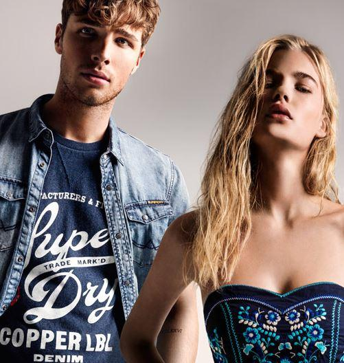 50% OffSelect Items @ Superdry
