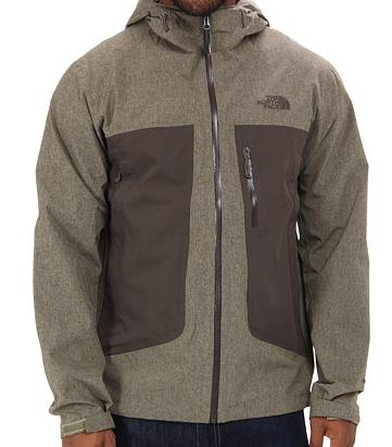 $71.6 The North Face Bashie Stretch Rain Jacket