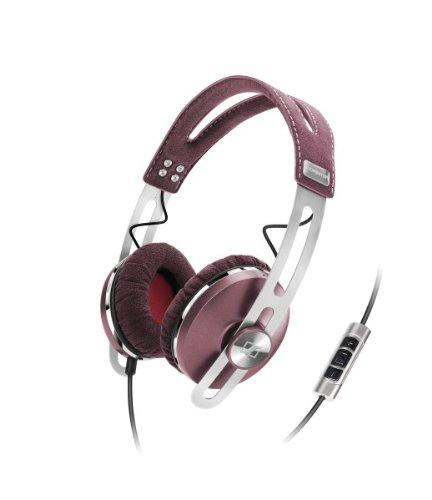 Sennheiser Momentum On-Ear Headphone(Red)