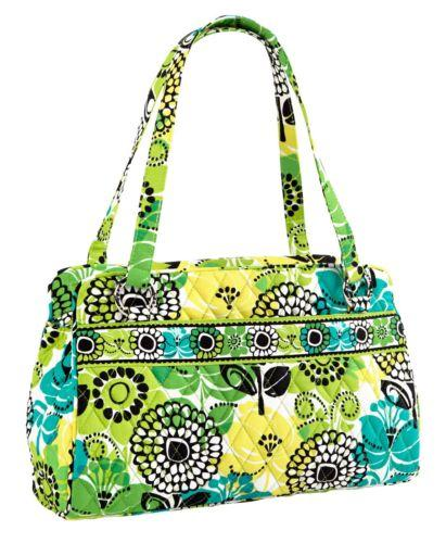 Up to 70% Off Select Vera Bradley Bags @ eBay