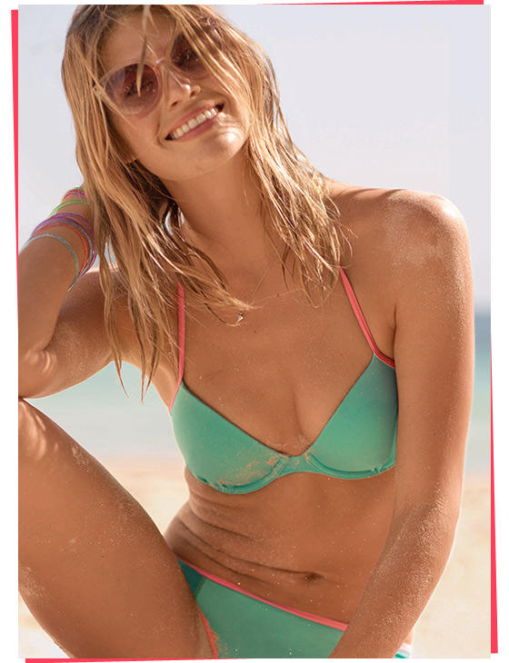 50% Off Select Swim Sale + FREE Beach Blanket with $60 Purchase @ Aerie