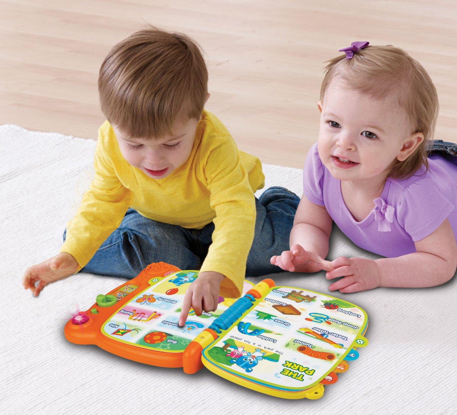 $10.98 VTech Touch and Teach Word Book
