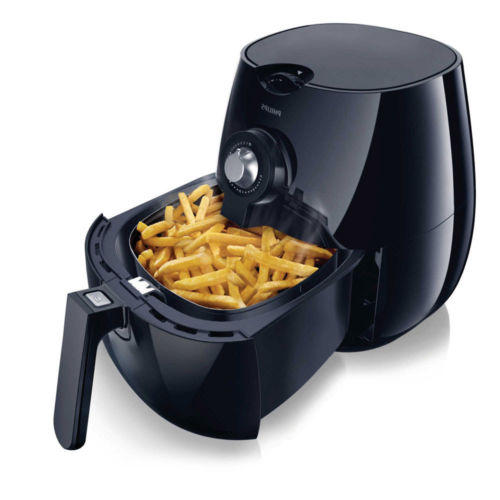 $89.99 + Free Shipping Philips AirFryer with Rapid Air Technology (Factory Refurbished)