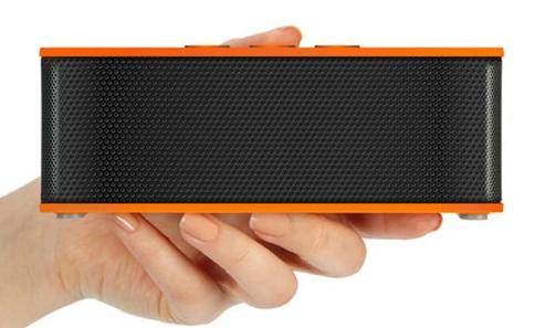 Urge Basics SoundBrick Plus NFC Bluetooth Portable Wireless Speaker with Built-in Mic