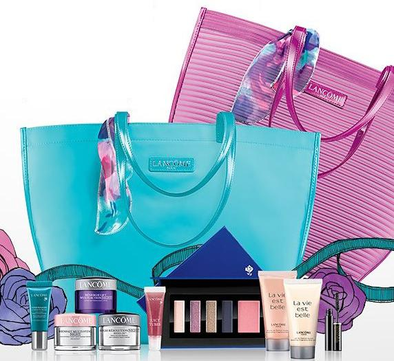 Free 6-piece Gift With Over $35 Lanco...