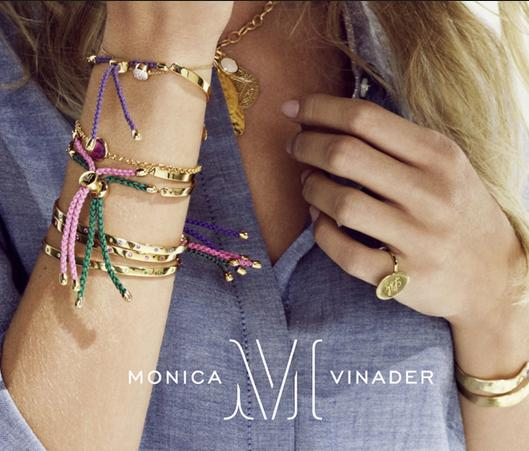 Up to 70% Off Selected Products @ Monica Vinader