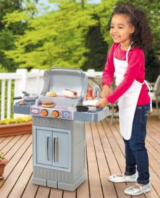 Little Tikes Cook 'n Grow BBQ Grill @ Amazon