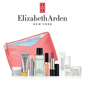 Final Day! 20% OFF+ Free 10 Piece Deluxe Gift with ANY $79+ Order @ Elizabeth Arden