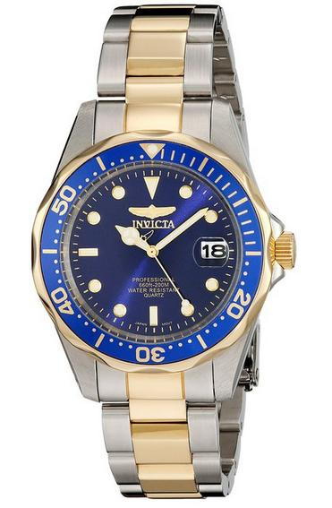 $71.99 Invicta Men's 8935 Pro Diver Collection Two-Tone Stainless Steel Watch