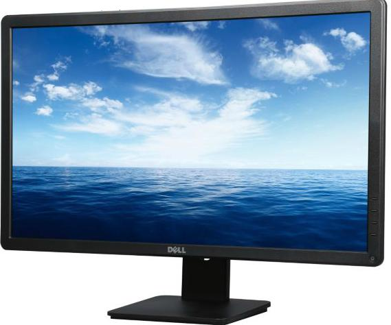 "$119.99 Dell 24"" 5ms Widescreen LED Backlight LCD Monitor E2414Hr"