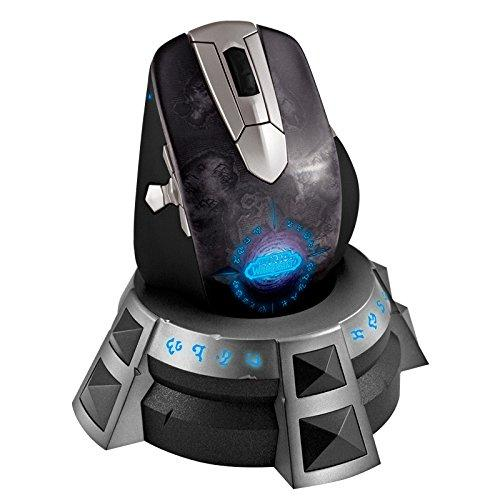 $42.93 SteelSeries World of Warcraft Wireless MMO Gaming Mouse