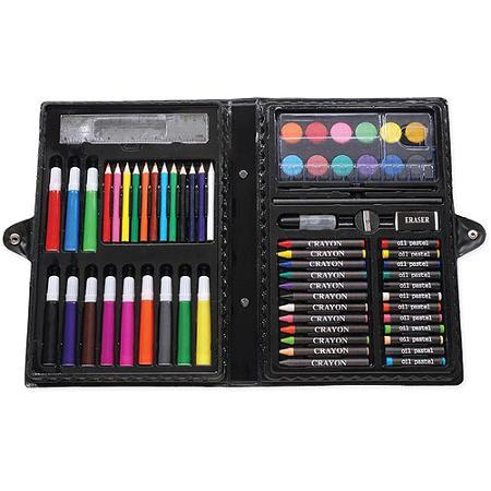 Darice 68-Piece Deluxe Art Set