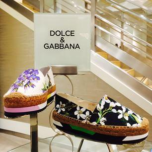 Up to 40% Off Select Dolce & Gabbana Handbags and Shoes @ SSENSE