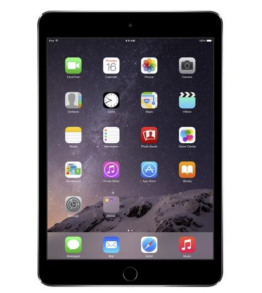 $299.99 Apple® - iPad mini 3 Wi-Fi 16GB