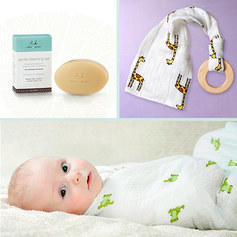Up To 40% Off aden + anais Sale @ Zulily
