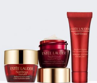 Free 3 Faves With $65 Purchase @ Estee Lauder