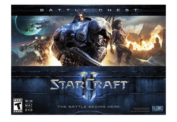 $23.99 StarCraft II: Battle Chest - Mac|Windows - Best Buy