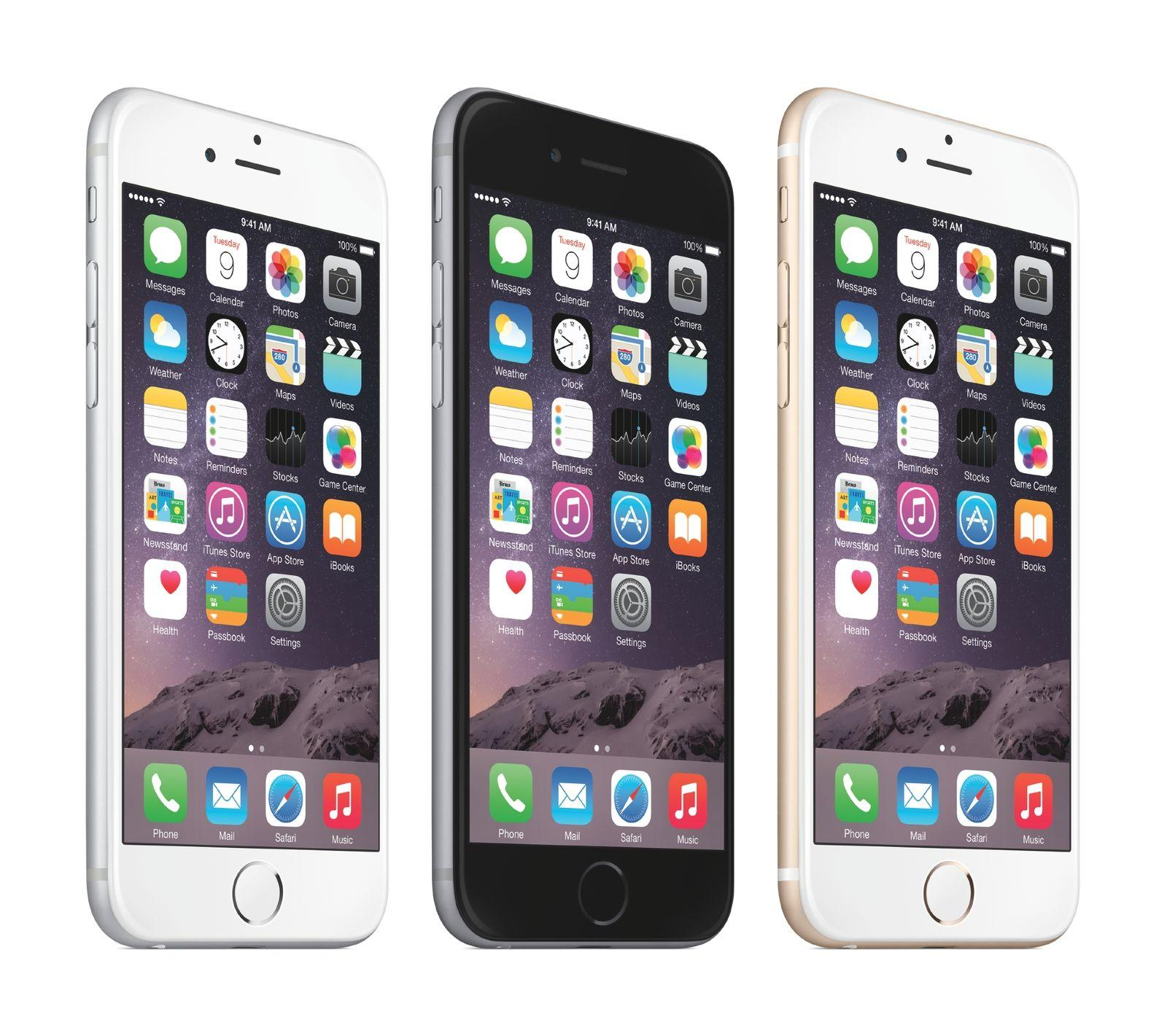 $709.99 Apple iPhone 6  64GB GSM and CDMA Factory Unlocked (Model A1586)