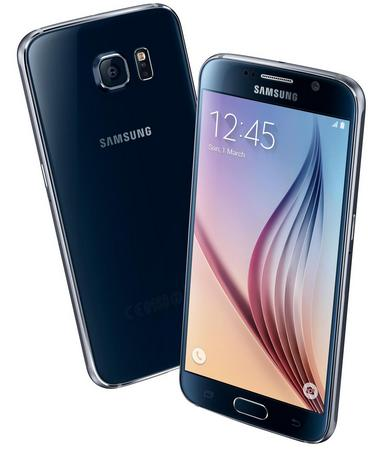 $609 Samsung Galaxy S6 G920i 32GB Factory Unlocked GSM 4G LTE Octa-Core Phone