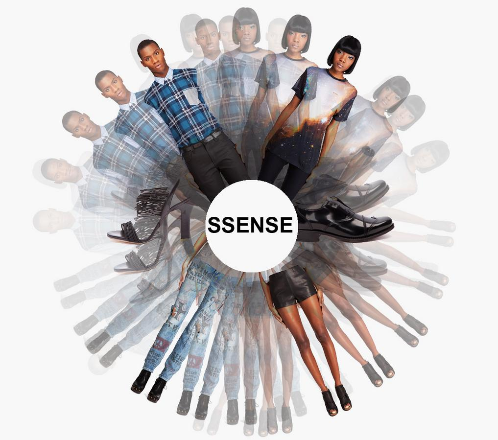 Up to 50% Off  All Designer Items @ SSENSE