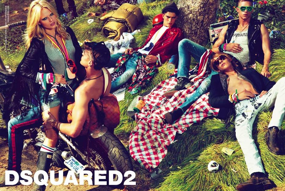 40% Off The Spring Summer 2015 Collection @ Dsquared2