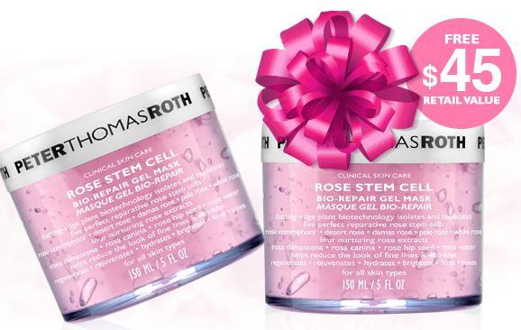 Buy 1 Get 1 FreeRose Stem Cell Mask @ Peter Thomas Roth