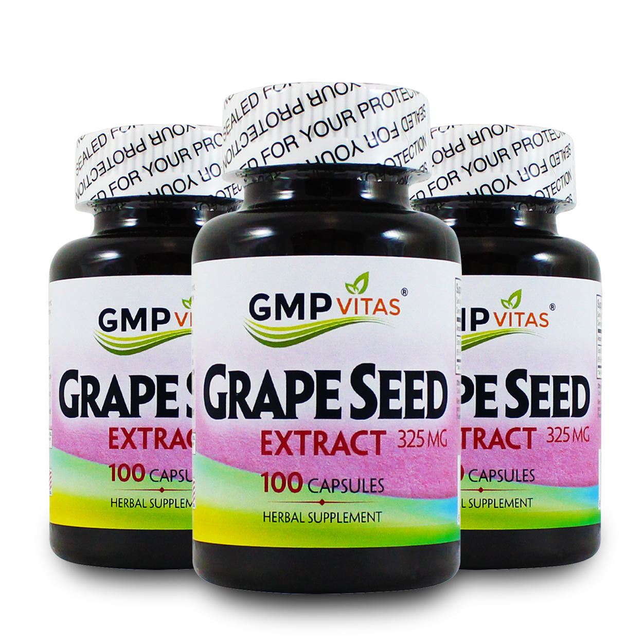 EXTRA25% Off  Health Supplement Products Sale @ GMPVitas