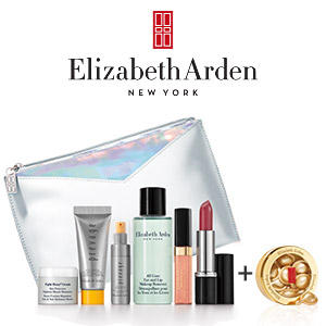 Dealmoon Exclusive! 25% OFF + Free 8 Piece Deluxe Gift with ANY $80+ Order @ Elizabeth Arden