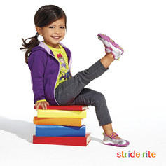 Up to 50% Off Stride Rite Girls @ Zulily
