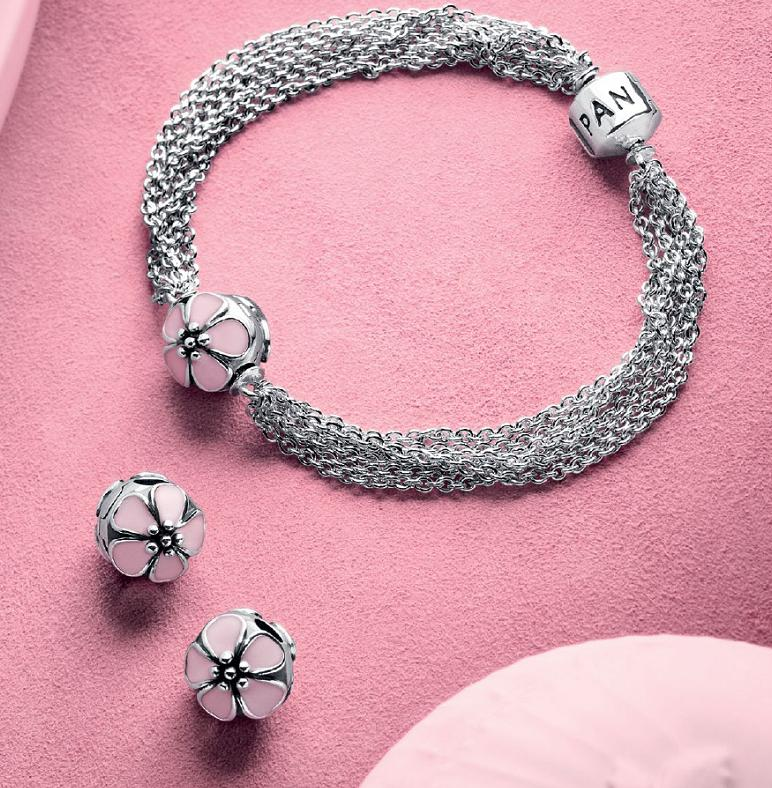 Up to 50% Off Pandora Jewelry On Sale...