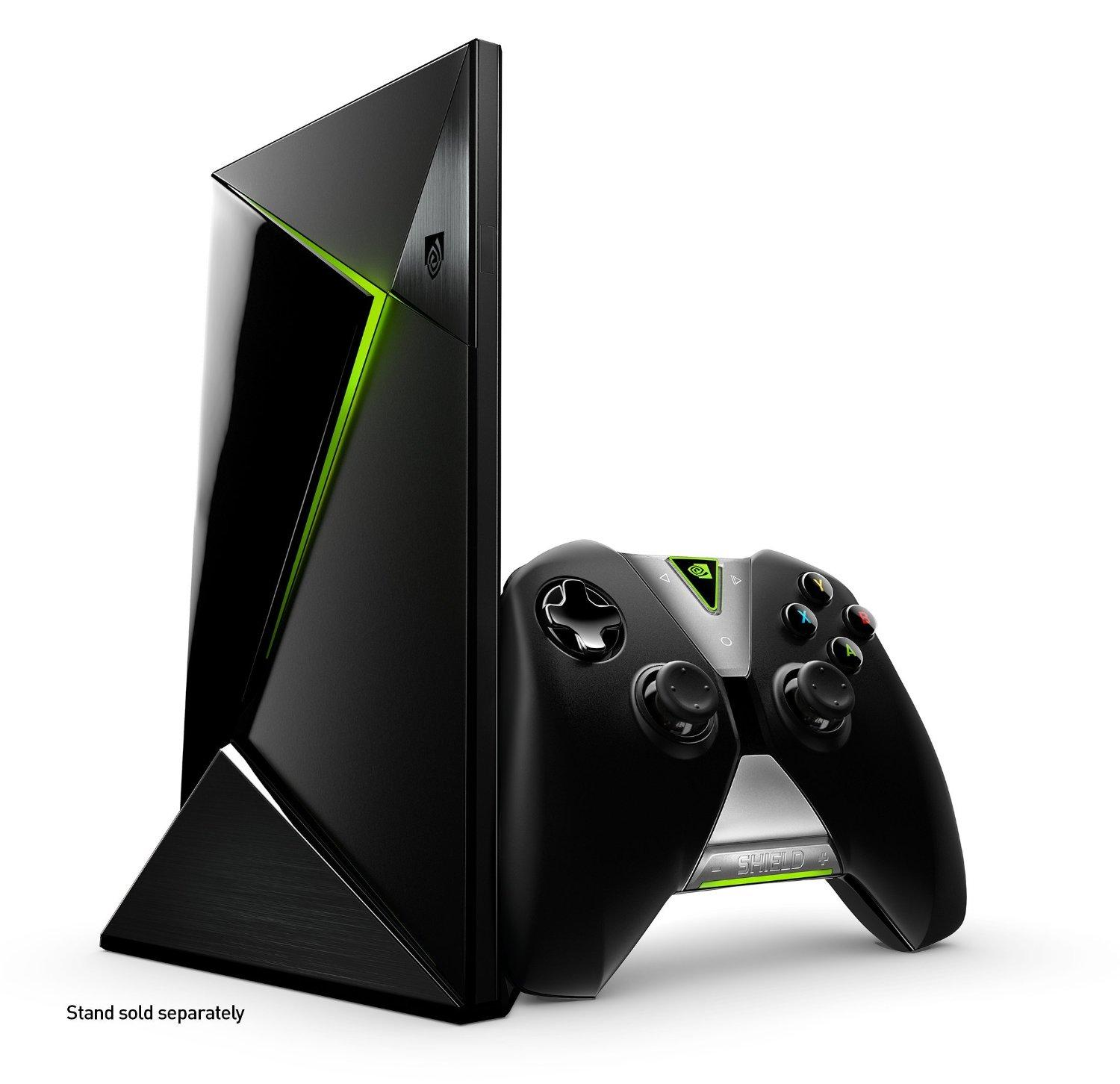 NVIDIA SHIELD + Remote