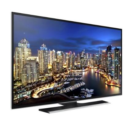 Samsung 55-Inch 4K 60Hz Smart LED Ultra HDTV UN55HU6950