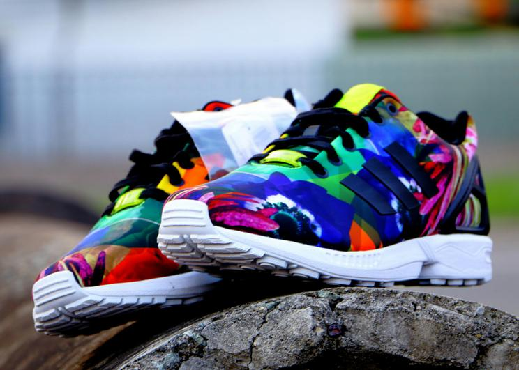 From $90 adidas ZX Flux Shoes