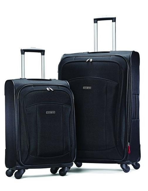 $131.91 Samsonite 2 Piece Deluxe Spinner Set 21/29