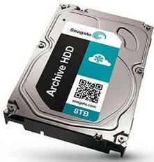 Seagate 8TB 5900RPM Internal Hard Drive ST8000AS0002