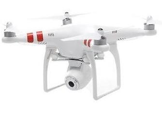 DJI Phantom 2 Vision Quadcopter with Integrated FPV Camcorder - White