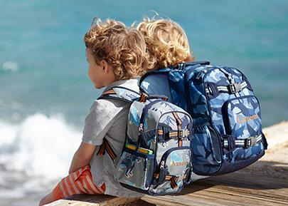 Up to 40% Off+Free ShippingKids' Backpacks, Luggages Sale @ Pottery Barn Kids