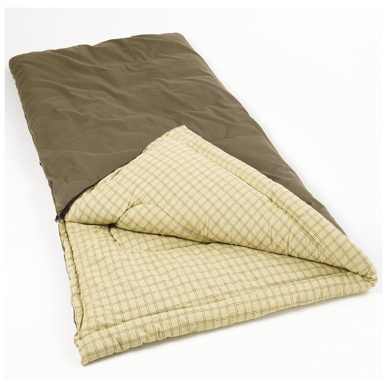 $44.16 Coleman Big Game -5 Degree Big and Tall Sleeping Bag