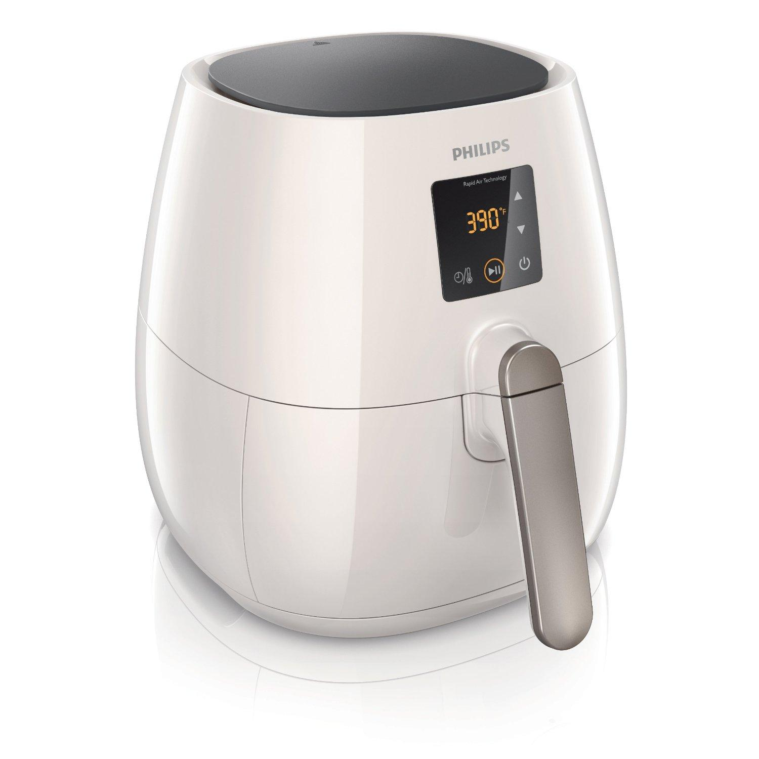 Philips HD9230/56 Digital AirFryer with Rapid Air Technology
